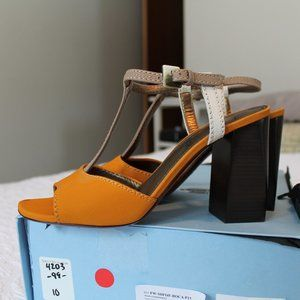 Gorgeous LANVIN summer sandals